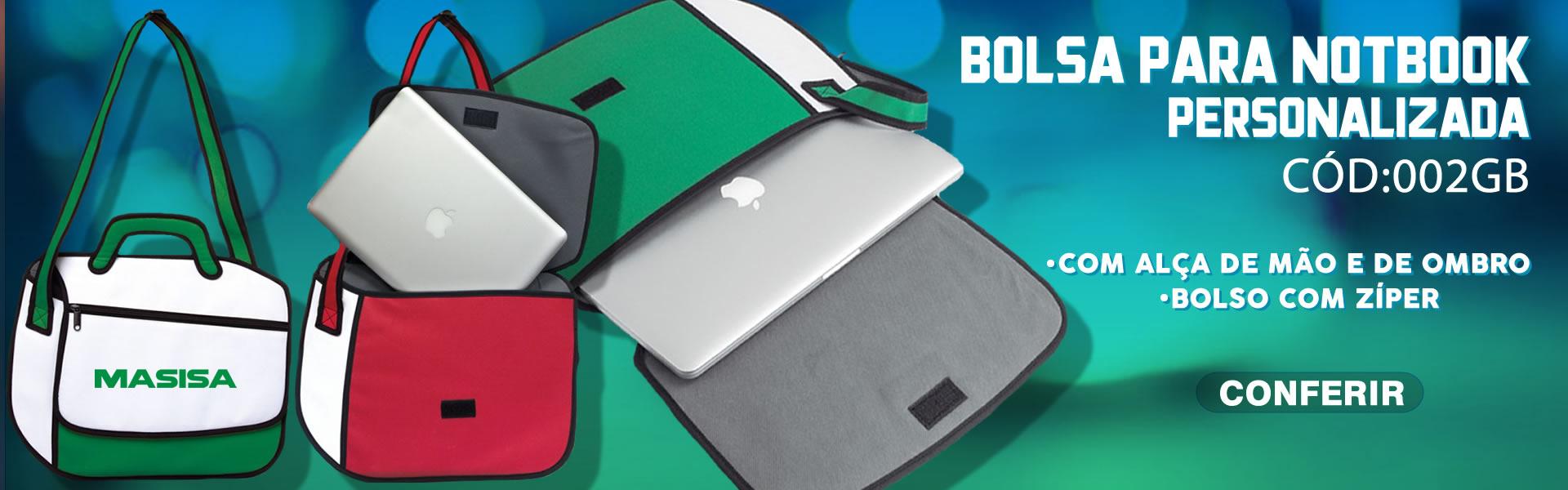 Bolsa para notebook Personalizada  002GB