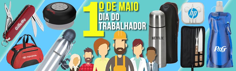 Brindes Dia do Trabalhador