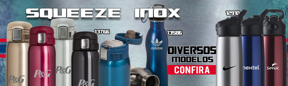 Squeeze Inox