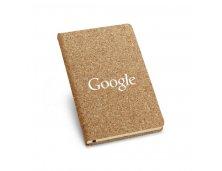 Caderno de Cortiça 93719 Personalizado para Brindes