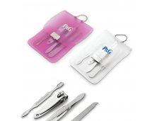 Kit de manicure 4 peças 94857 Personalizado para Brindes