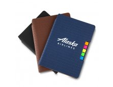 Caderno com Post-it Para Brindes 14165