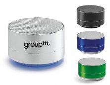 Caixa de Som Com Microfone 97252 Personalizada