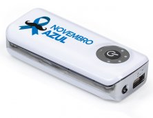 Carregador Power Bank 1800mAh 12792 Personalizado