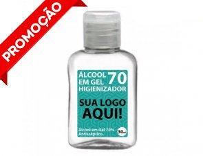 Àlcool em Gel 30ml AG030 Personalizado