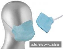 Máscara Clipe Nasal TNT DESCARTÁVEL 14449 Para Brindes