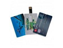 Pen Drive Cartão 4GB Personalizado 12098