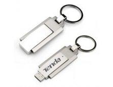 Pen Drive Chaveiro de Metal 4GB Personalizado 037