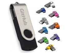 Pen Drive Abre Fecha 4GB Personalizado 016