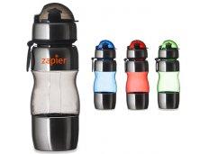 Squeeze Inox com Plástico 450ml 12190 Personalizado